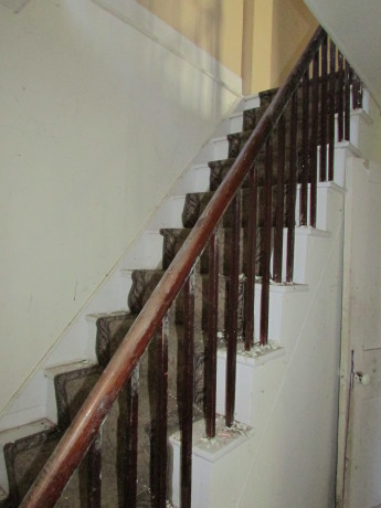 Stairs: Before